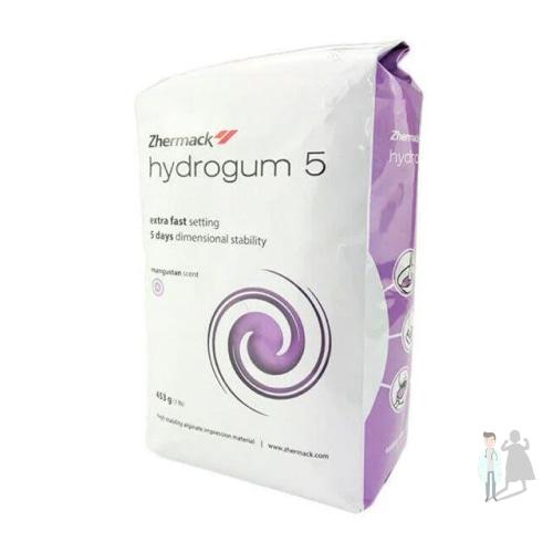 Hydrogum 5 Zhermack альгинат