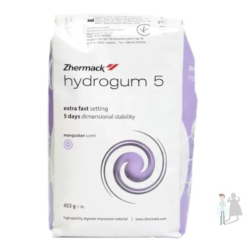 Гидрогум 5 453г альгинатная масса
