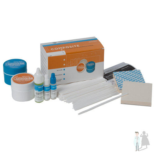 Купить композитные пломбировочные материалы Альфа Дент химического отверждения