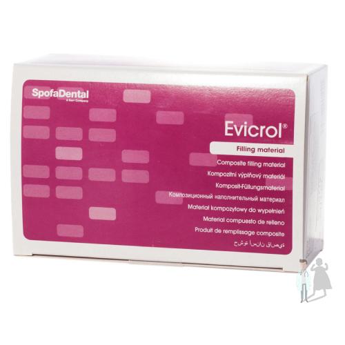 Evicrol композит химического отверждения 40г+3х10г