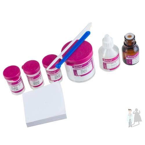 Evicrol композит химического отверждения
