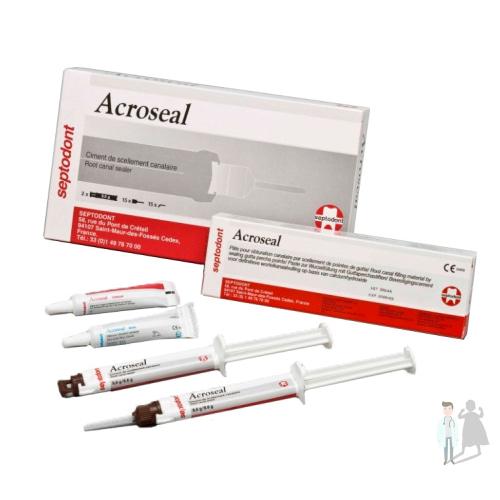 Acroseal паста для пломбирования корневых каналов
