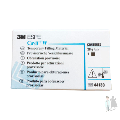 Материал для временных пломб - CAVIT W