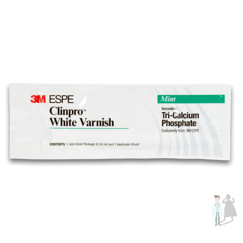 Clinpro White Varnish 3M ESPE