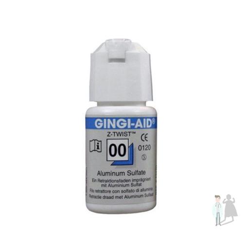 Джинжи Аид - нитка ретракционная с алюминия сульфатом