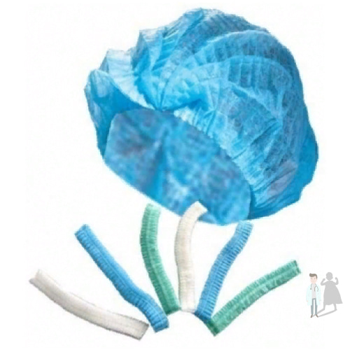 одноразовая шапочку Гармошка-Одуванчик