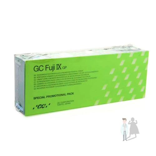 Fuji IX GP - цемент стеклоиономерный реставрационный