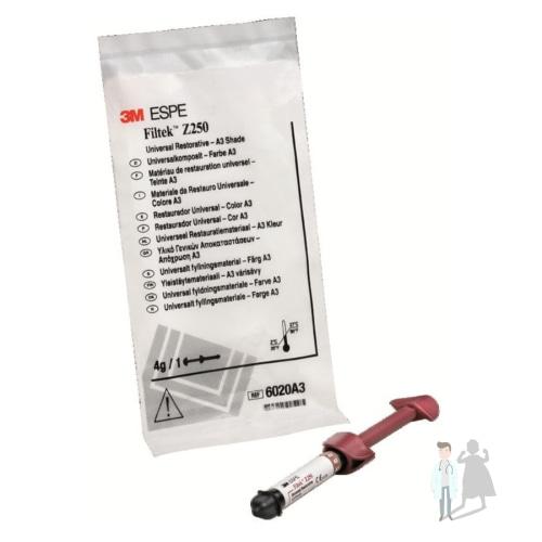 Расходные пломбировочные материалы ФилтекZ250