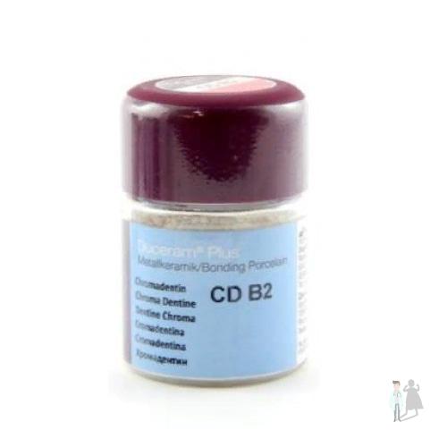 Duceram Plus Chroma Dentine 75г