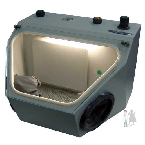 Зуботехнический пескоструйный аппарат для стоматологии